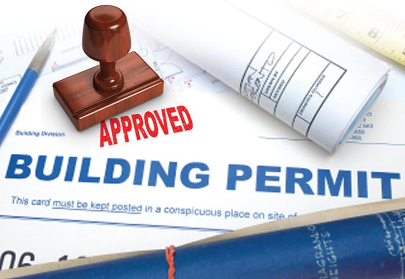 Qatar's boomng construction sector is reflected in the number of building permits issued in June.