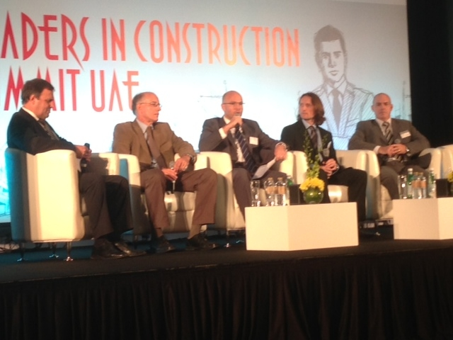 2013 Construction Week Leaders in Construction UAE