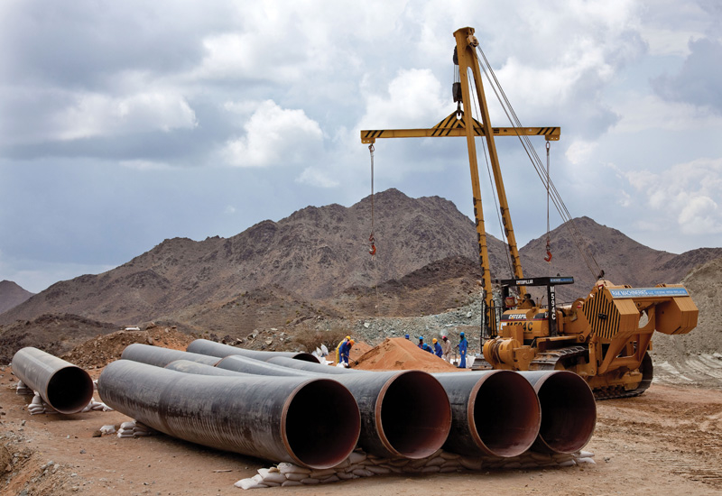 NEWS, Projects, Construction, Iraq, Pipeline