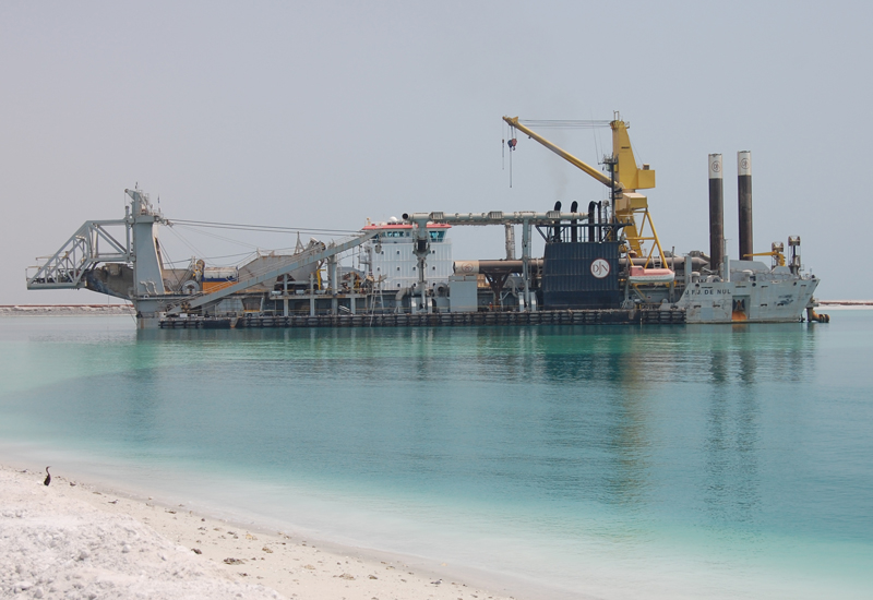 Hamad Port is due to receive its first vessel end 2016.
