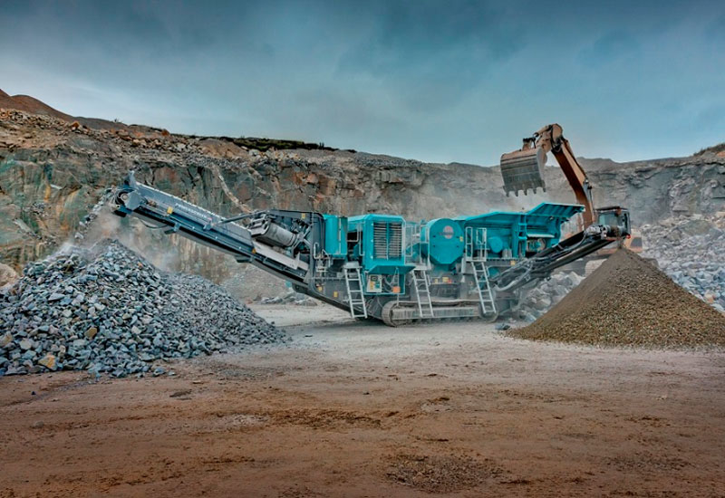 The aggregates shortage in Qatar to be supplemented by quarry products from Oryx Industries. (image The Peninsula)
