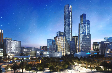 Up to $5.6bn will be spent on Riyadh's smart city project plans. [Representational image]