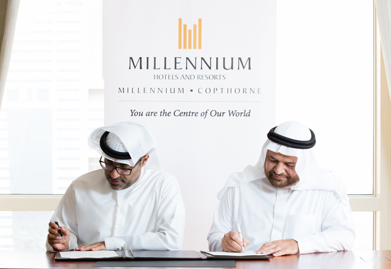 The move follows the signing of four hotels in Madinah and Riyadh earlier this year and is part of Millennium & Copthorne's strategy.