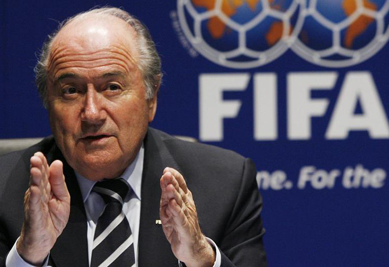 Sepp Blatter, FIFA president is drawing flak from FIFA sponsors who are demanding his resignation.