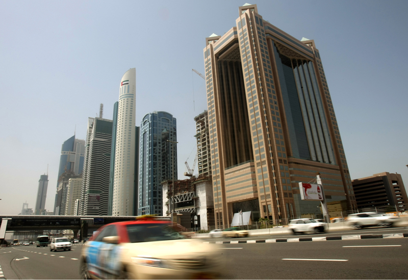 Officials say traffic on Sheikh Zayed Road will not be disrupted by the canal works.
