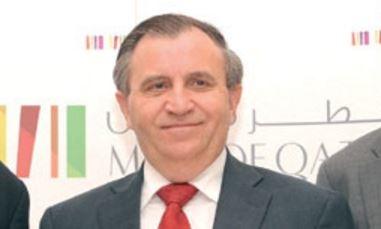 Shem Krey, deputy managing director, Mall of Qatar.