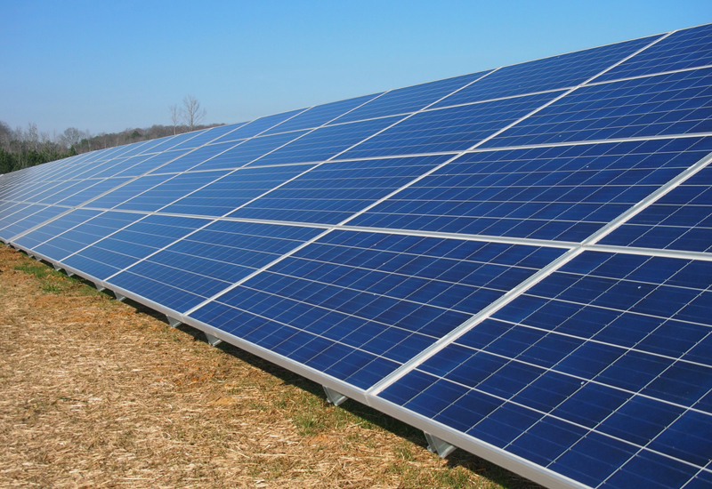 The solar plant's capacity will be 303KW per annum. [Representational Image]
