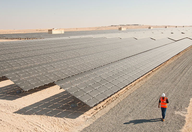 A deal for phase two of Mohammed Bin Rashid Solar Park, Dubai, has been signed