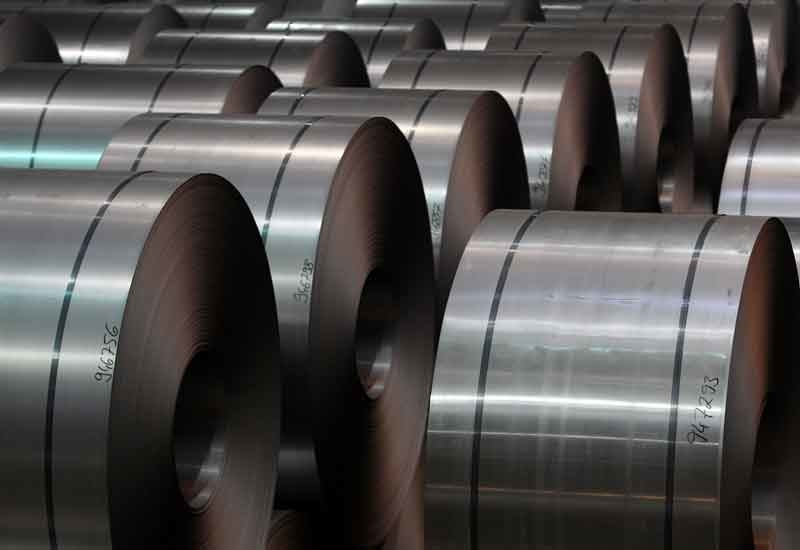 Iranian steel production rose by 5.9% year-on-year in 2014.