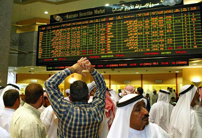 Middle East financial markets are showing signs of increased confidence. Image: Getty.