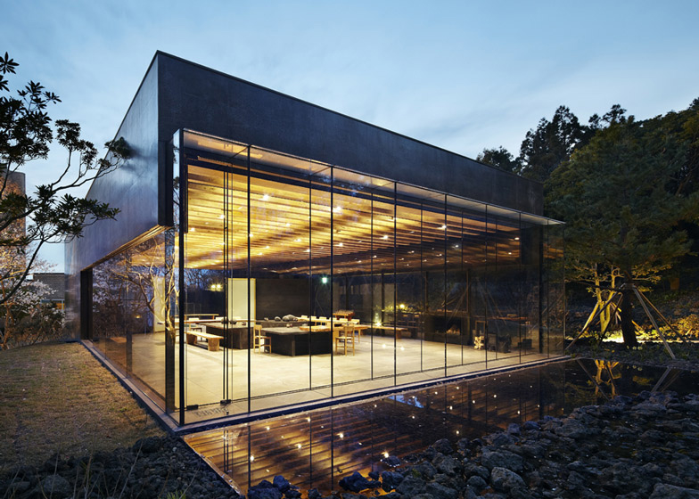 NEWS, Projects, Architect, Tea museum