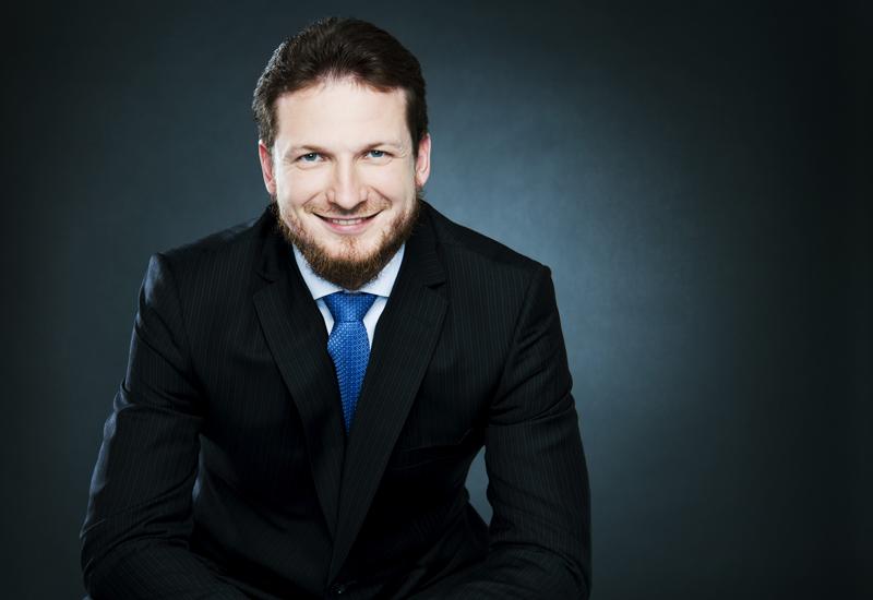Matthias Kasprowicz, TROX Middle East's new regional managing director.