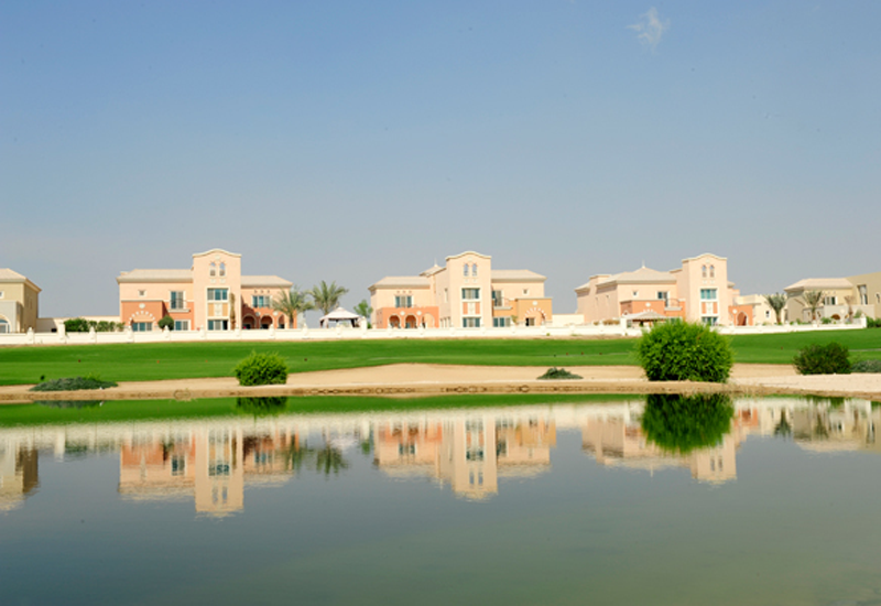 Victory Heights is a residential community surrounding the Ernie Els course in Dubai Sports City.