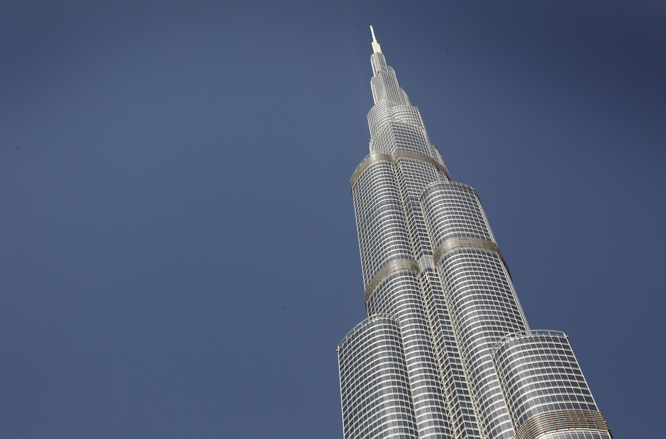 In Pictures: The 25 tallest buildings in the world