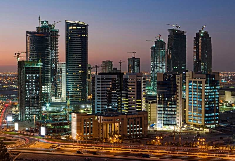Doha, Qatar's capital.