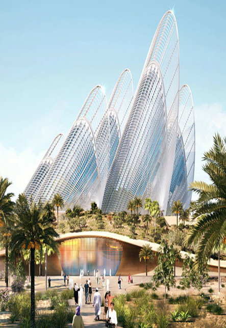 NEWS, Projects, Abu dhabi, Saadiyat island, Tdic, Tender, Tourism Development and Investment Company, Zayed national museum