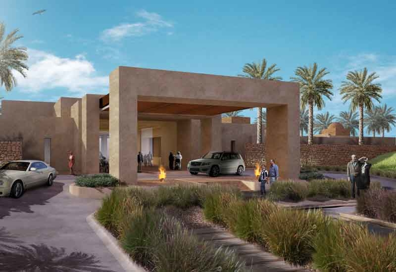 The Tozeur desert retreat is close to the Atlas Mountains