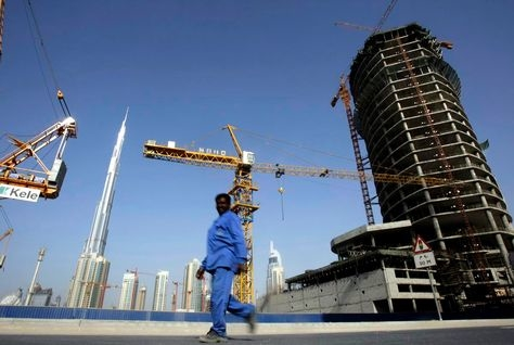 UK trade body, the Association for Consultancy and Engineering, said in 2008 its members were owed $2.3bn by Dubai developers.
