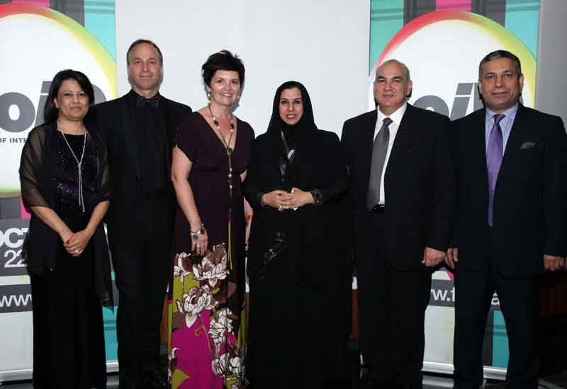 APID members mark the launch of the Festival of Design