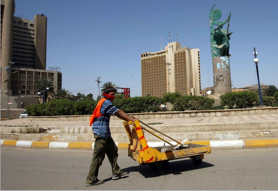 Iraq's capital Baghdad has seen housing prices shoot up in recent years, making it difficult for young Iraqi couples to get on the property ladder.