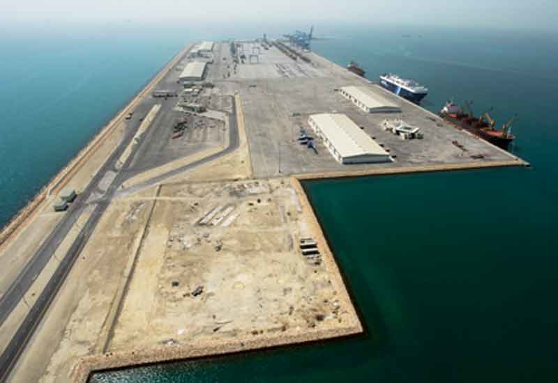 The Khalifa Bin Salman Port (KBSP) and Industrial Area is part of an extensive development programme over 800 hectares of land.
