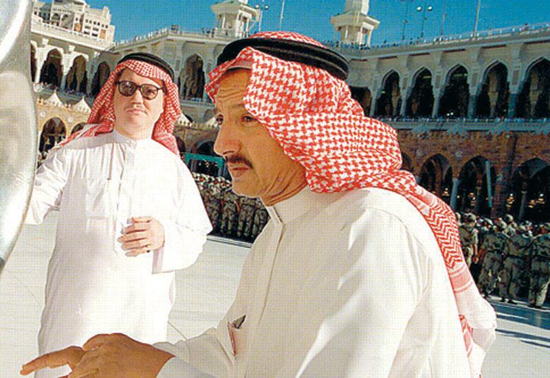 Bakr bin Laden, Chairman Saudi Binladin Group