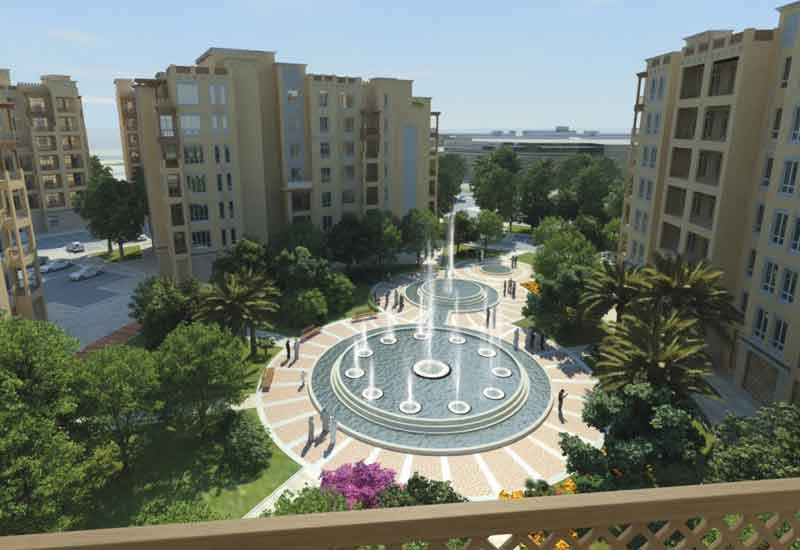 On completion, the project will include premium apartments, villas and health care facilities among other things.