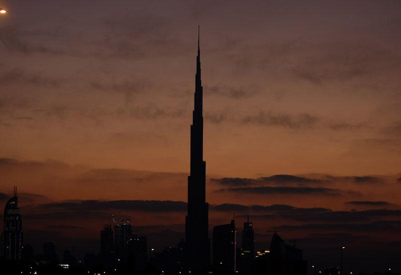 Dubai's Burj Khalifa is currently the world's tallest building