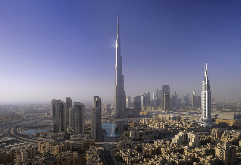 Burj Khalifa has world's third-fastest