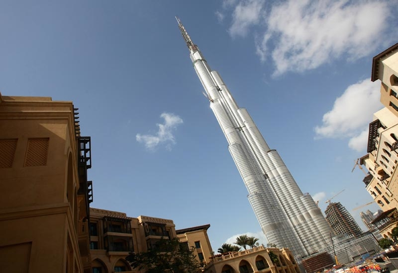 Imdaad will collect solid waste and recyclable material from 828-metre tower.