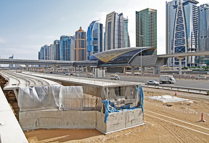 Dubai's Sufouh tram system is on schedule for 2014 arrival.