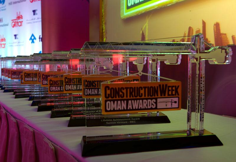 NEWS, Projects, Construction Week, Oman, Oman Awards
