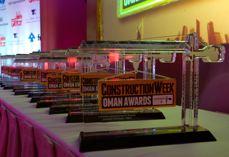 NEWS, Projects, Construction week awards, Oman