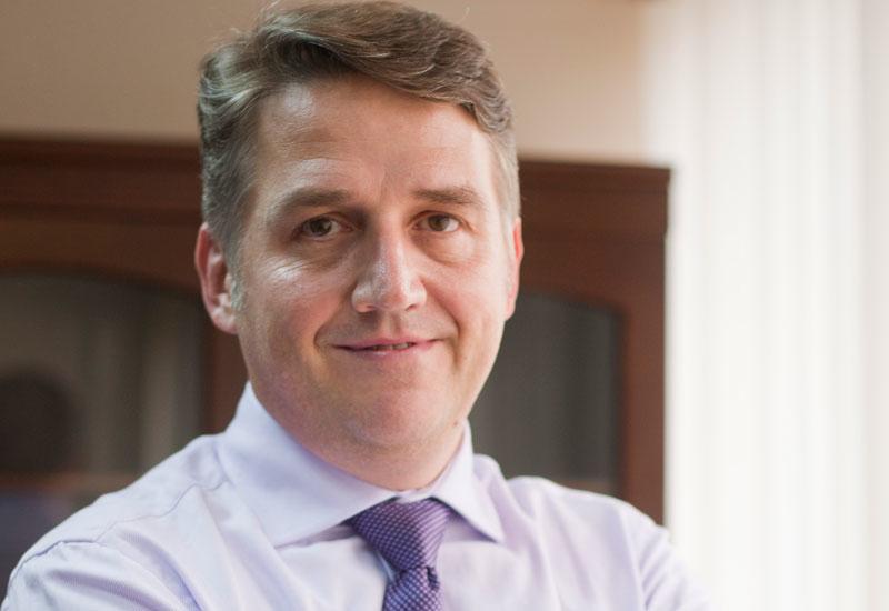 Adrian Manning, Halcrow area manager (UAE & Oman)
