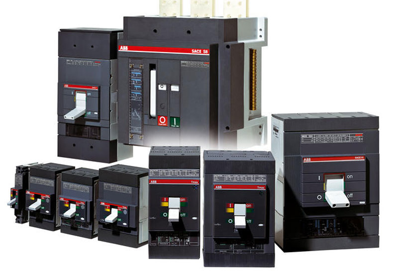 Counterfeit circuit breakers seized in Sharjah.