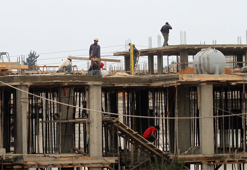 September saw a decline in the average prices of a range of building material groups. Photo: Getty