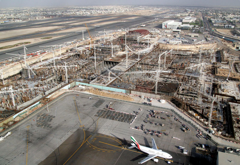 136 million man hours were worked without LTIs At Dubai International Airport.