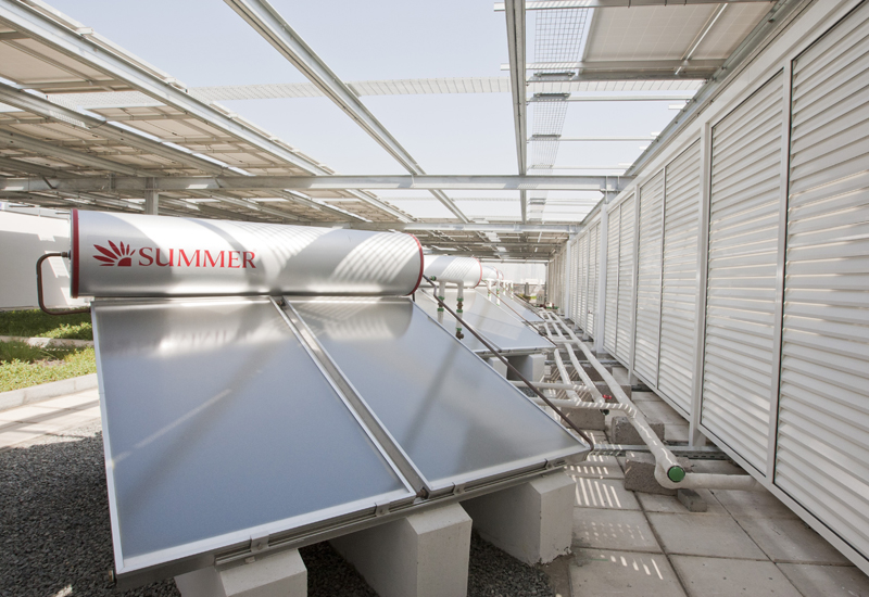 Sustainable living is gaining traction in the UAE.