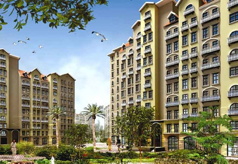 Discovery Gardens are one of the areas that would benefit from individual meters, RERA says. Picture: Supplied
