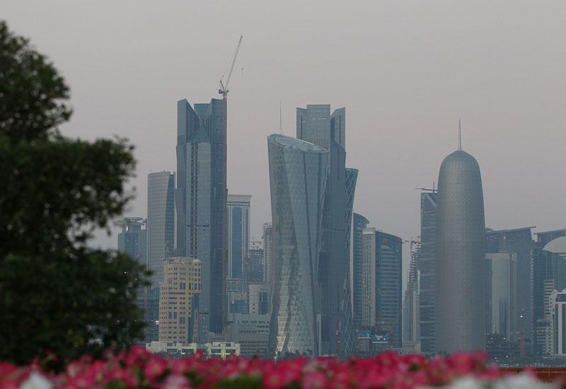 Qatar's construction industry has shown major growth so far in 2011.