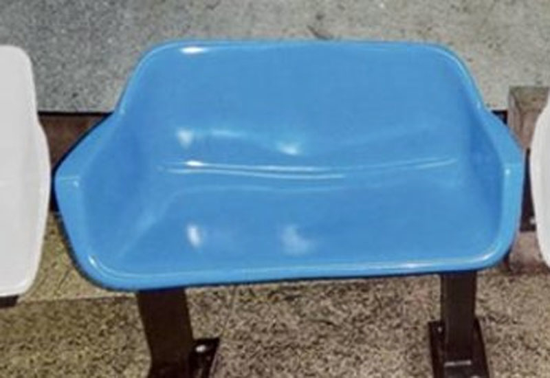Overweight fans can take a load off at the 2014 Brazil World Cup due to the provision of special double-wide seating.