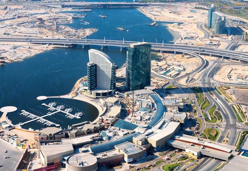 Dubai Festival City was one of Al Futtaim's first, largest, mixed-use projects in the region.