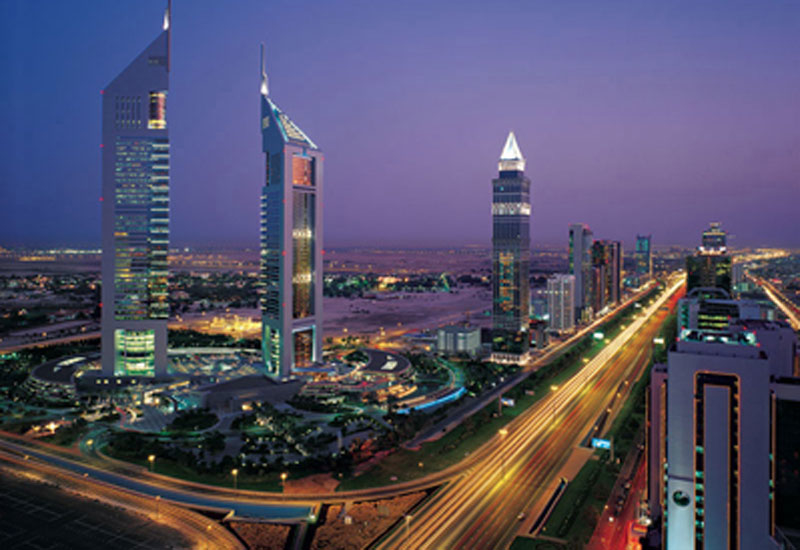 The iconic Dubai skyline is being blighted by half-finished projects.