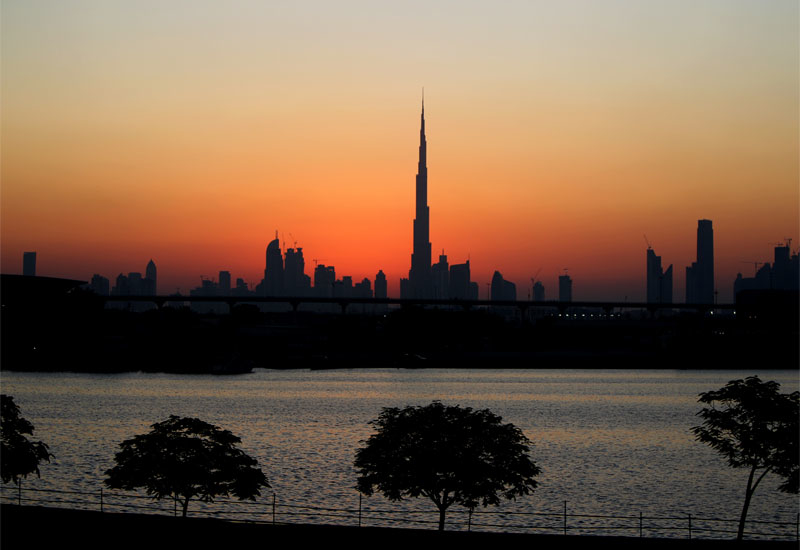 The GCC could save up to $10bn in infrastructural investment by 2020 through using smart technology. Photo: Getty.