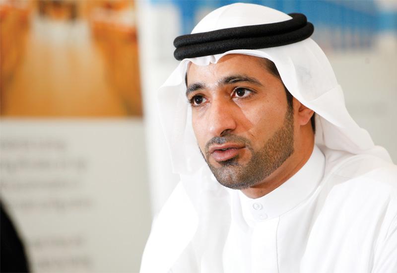 Abdullah Belhoul, MD for Dubai Industrial City