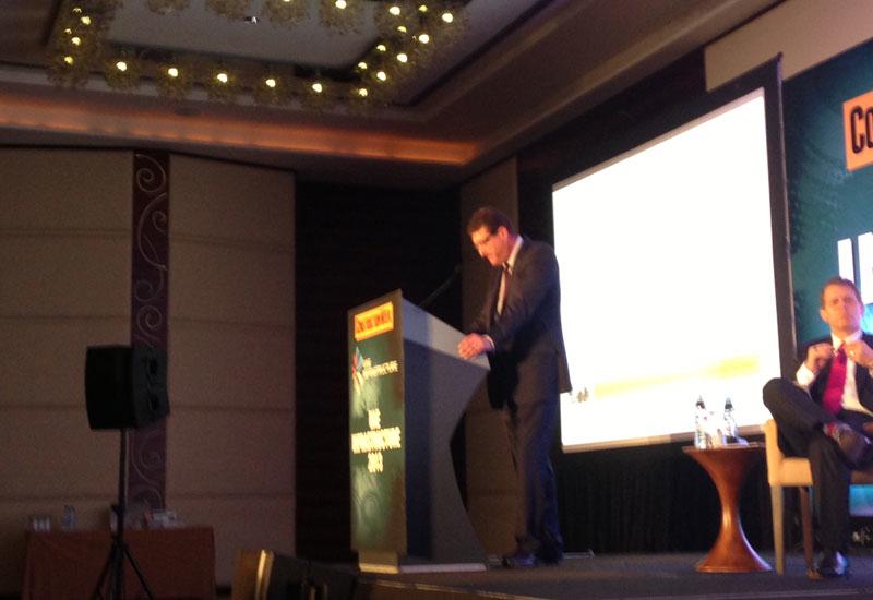 Alistair Kirk, head of infrastructure, EC Harris