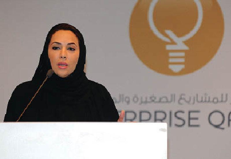 Enterprise Qatar CEO Noora al-Mannai.