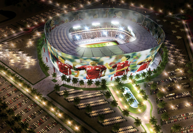Qatar's Al Rayyan stadium could be redeveloped before 2022
