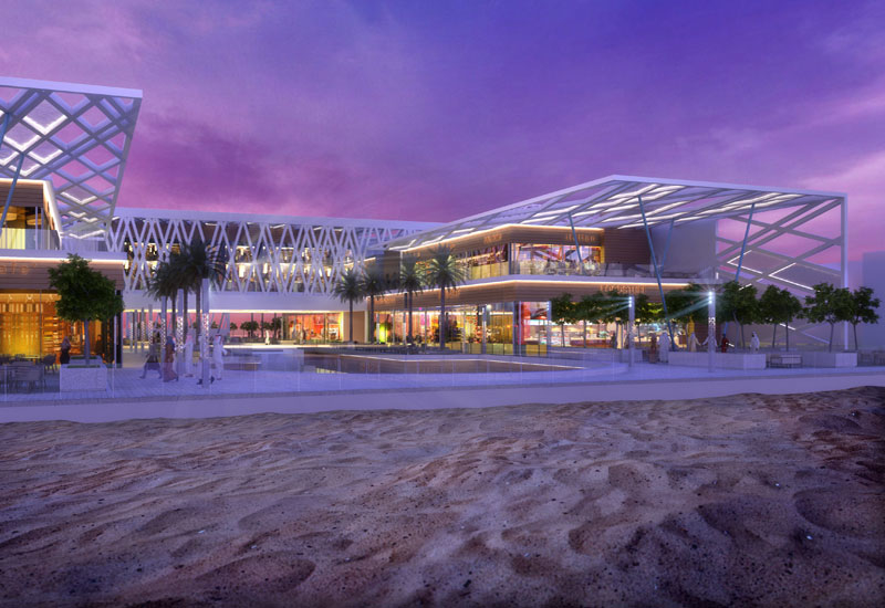 Gensler-designed leisure scheme for Wafra Real Estate in Kuwait