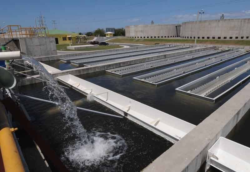 The plant is one of the most important projects in the Muscat Wastewater Project Master Plan.